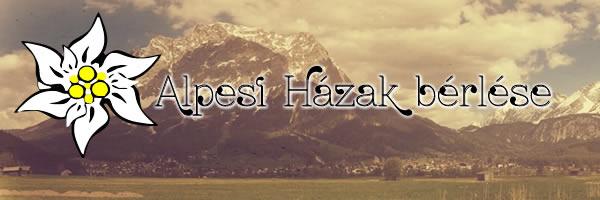 Alpesi Házak bérlése